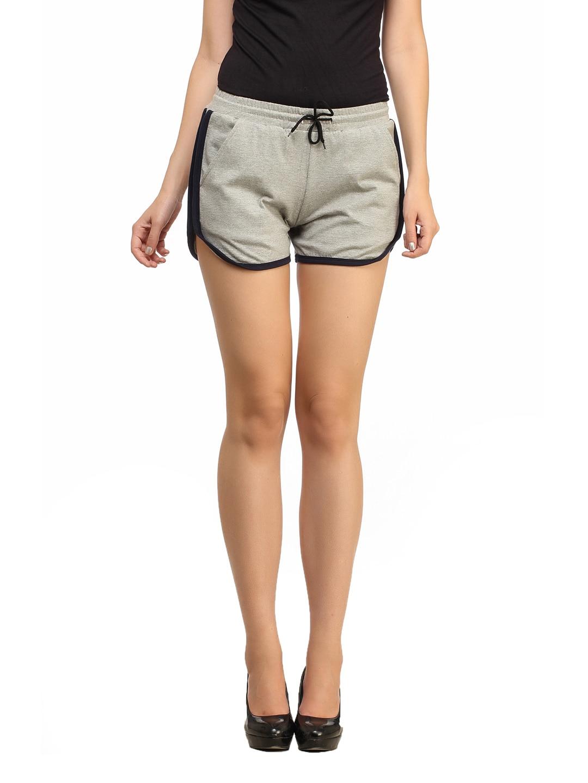 Cation Women Grey Shorts