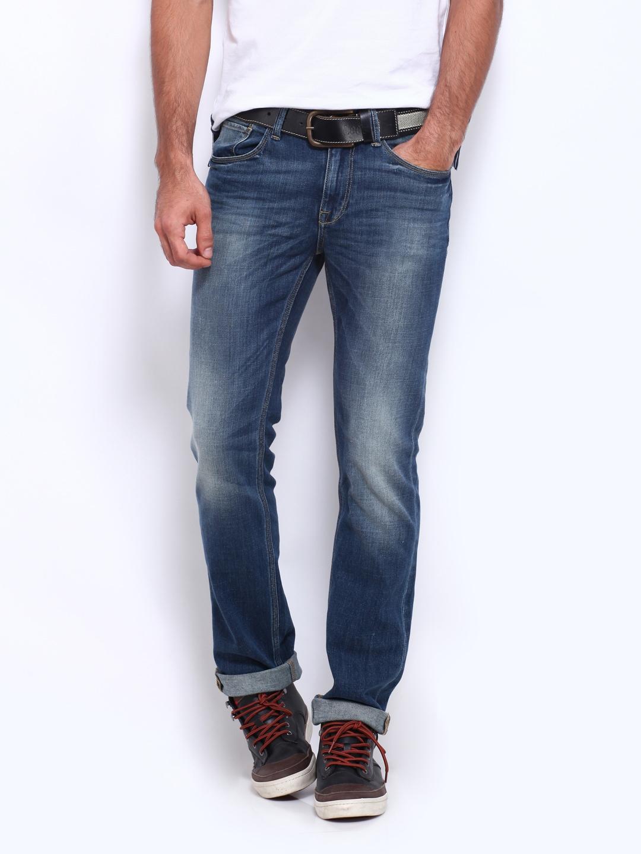 Celio Men Blue Original Slim Fit Jeans