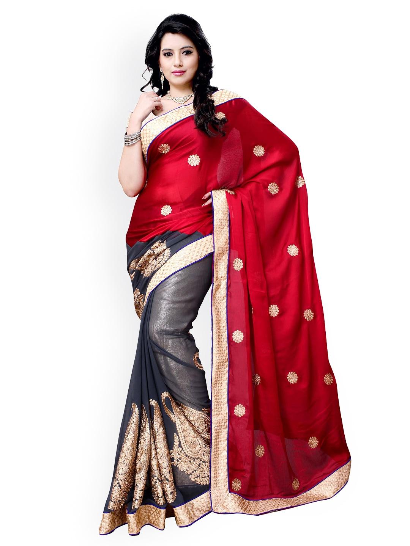 489e99d840da28 Colors Sarees - Buy Colors Sarees online in India