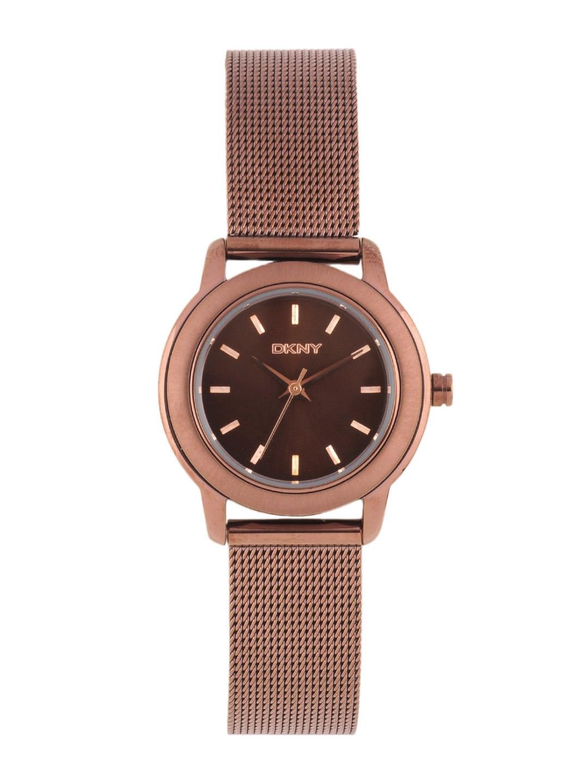Buy Dkny Women Copper Watch 361 Accessories For Women