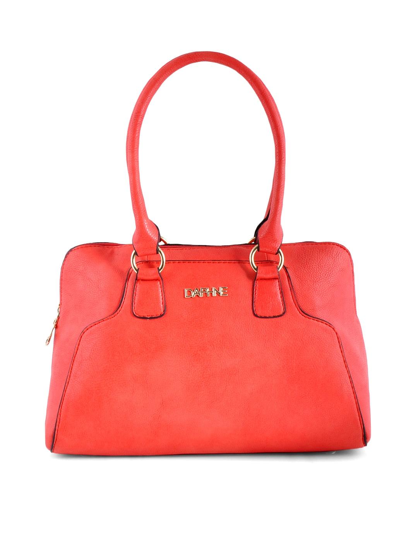 Daphne Red Handbag
