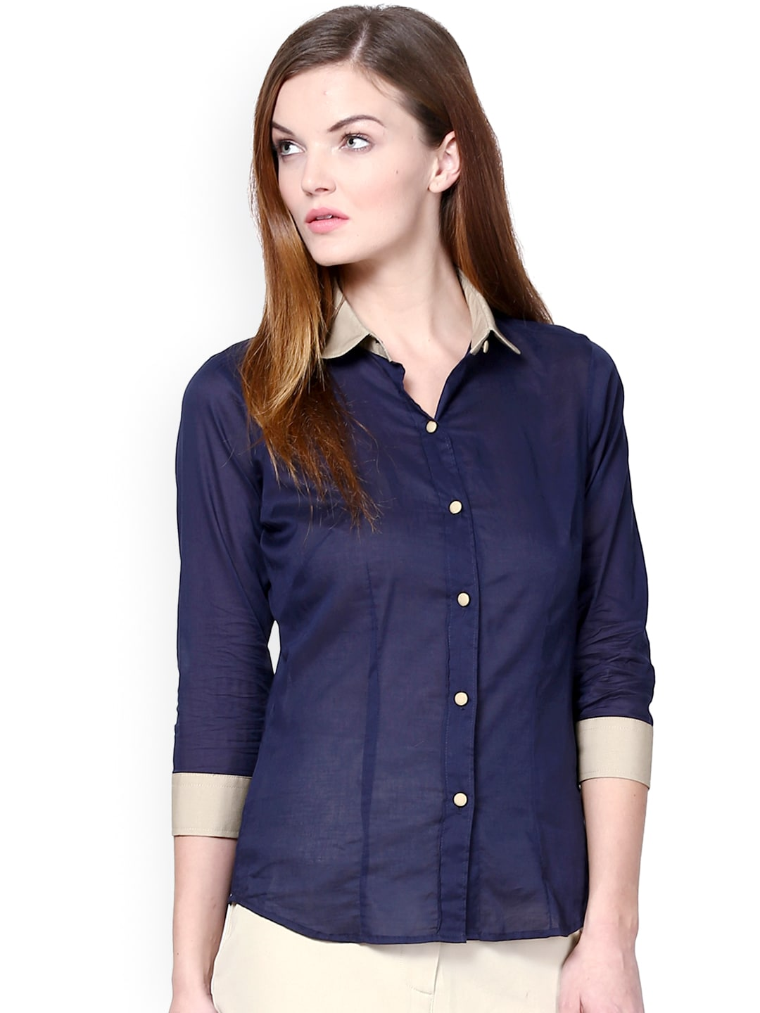 Designer Formal Shirts For Girls