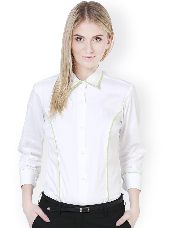 10e84298faf8 Women Formal Shirt - Buy Women Formal Shirt online in India