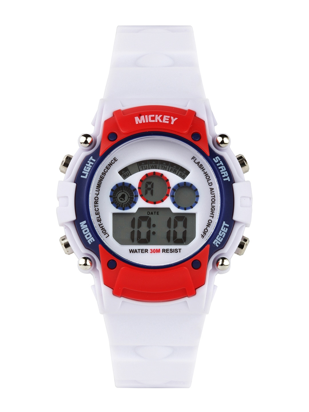 buy disney boys white digital 361 accessories