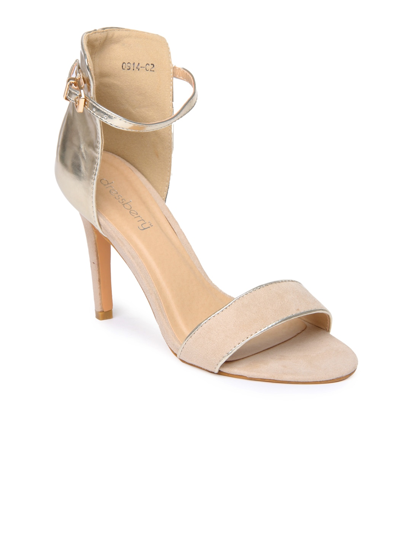 Buy DressBerrry Women Blue Heels - Heels for Women 519480 | Myntra