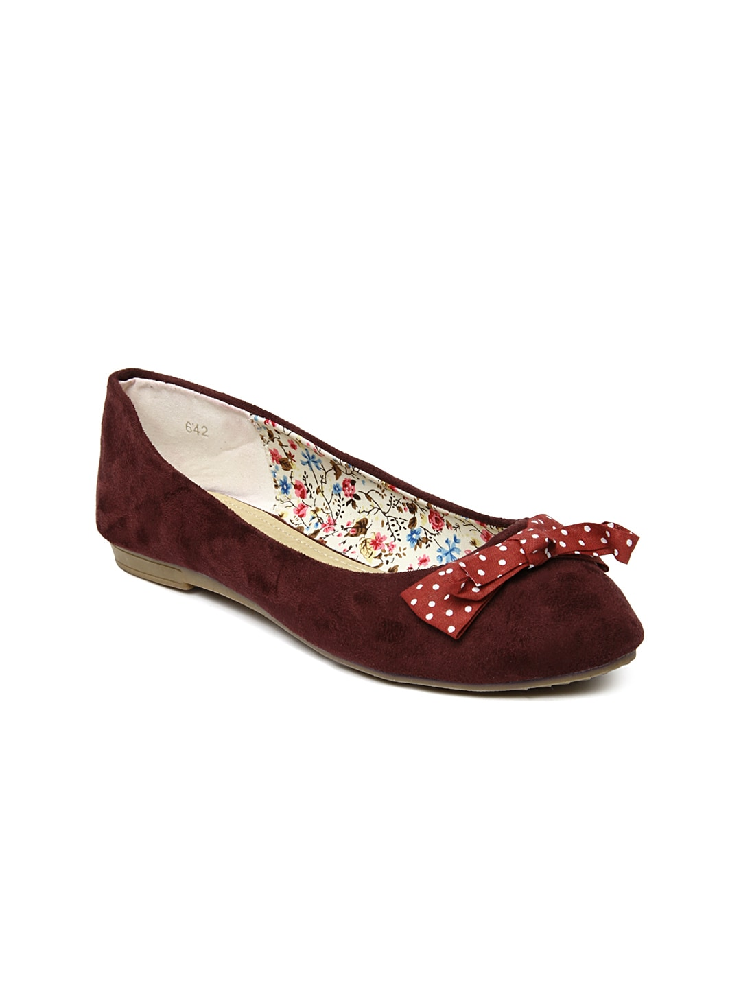 Maroon Shoes For Women