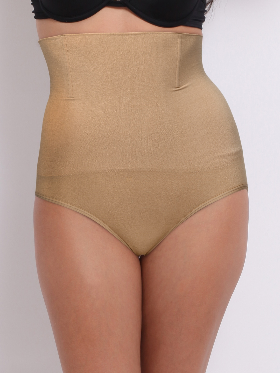 Enamor The Hourglass Collection Skin Coloured Seamless Hi-Waist Shapewear BR08
