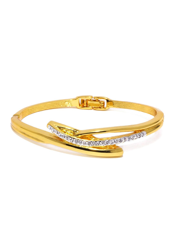 Estelle Estelle Gold-Plated Bracelet (Yellow)