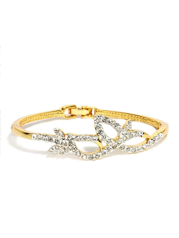 Estelle Estelle Gold Plated Bracelet (Yellow)