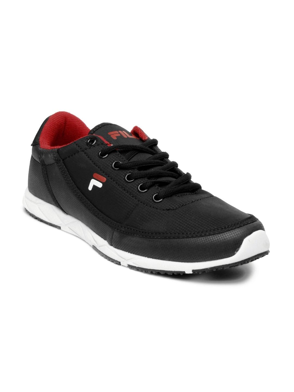 buy fila black athos casual shoes 632 footwear for