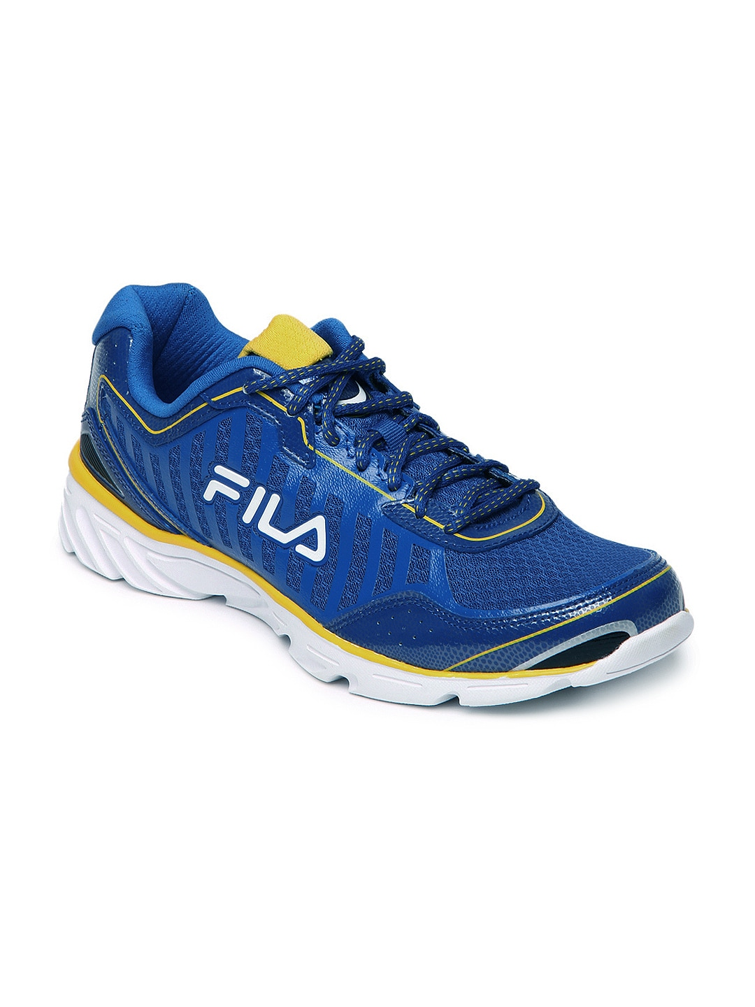 buy fila blue memory aerosprinter sport shoes sports