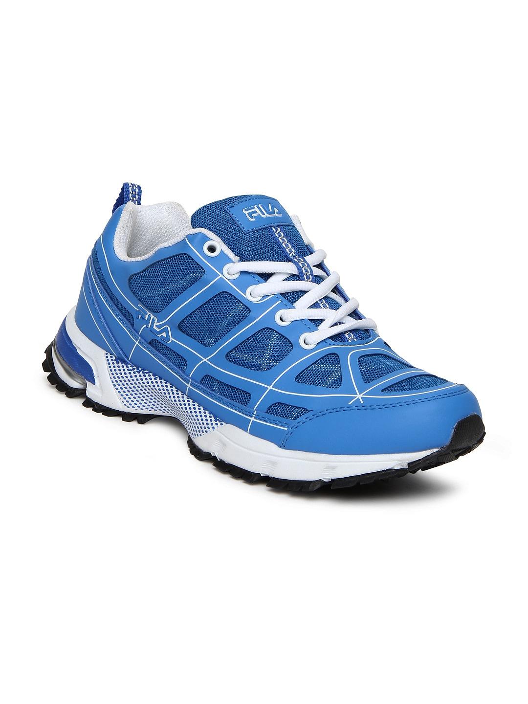 fila blue webber sports shoes