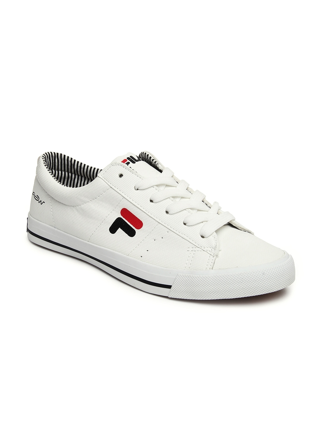 buy fila white ezio casual shoes casual shoes for