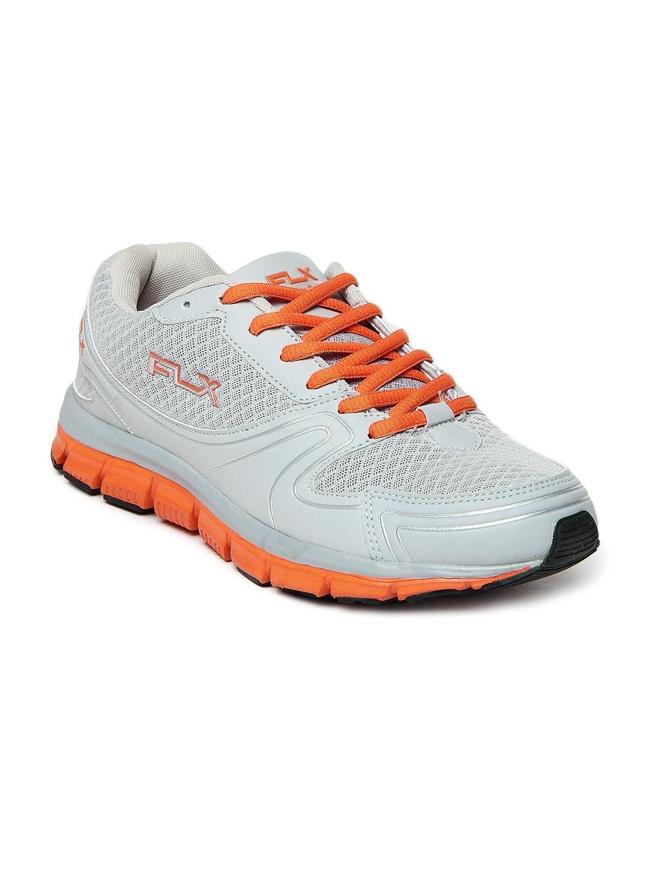 FLX Men Grey Eclipse Sports Shoes