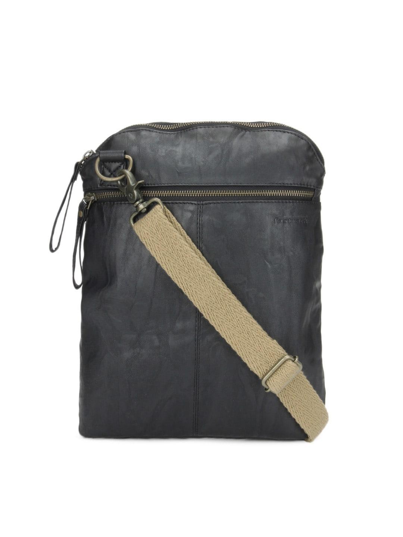 Buy Fastrack Men Black Sling Bag - 294 - Accessories for ...