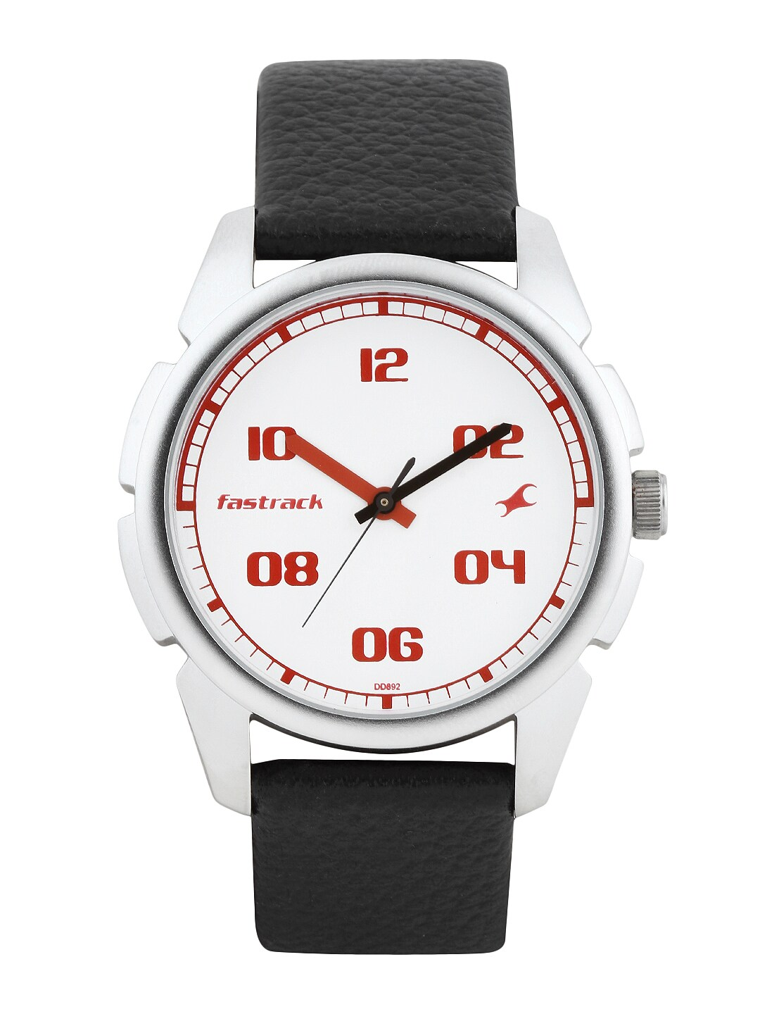 Fastrack Men White Dial Watch 3124SL01