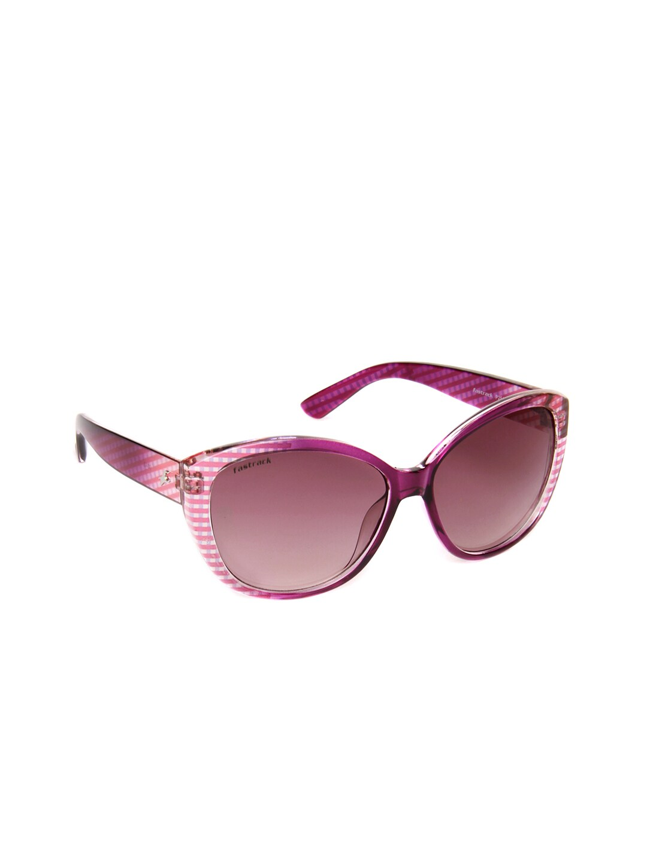 Fastrack Fastrack Women Gradient Sunglasses P254PK2F (Transperant)