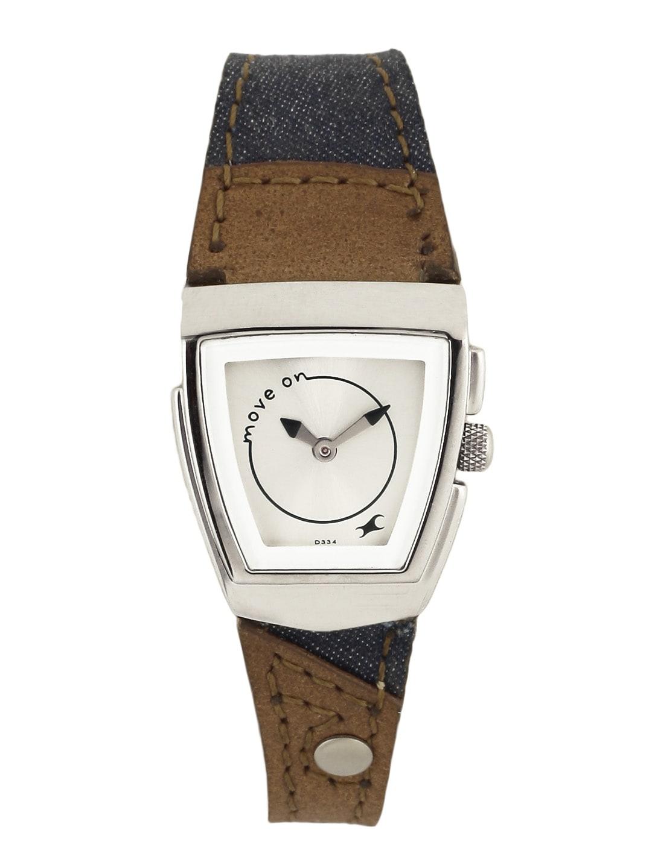 Buy Fastrack Women Steel Dial Watch - 361 - Accessories ...
