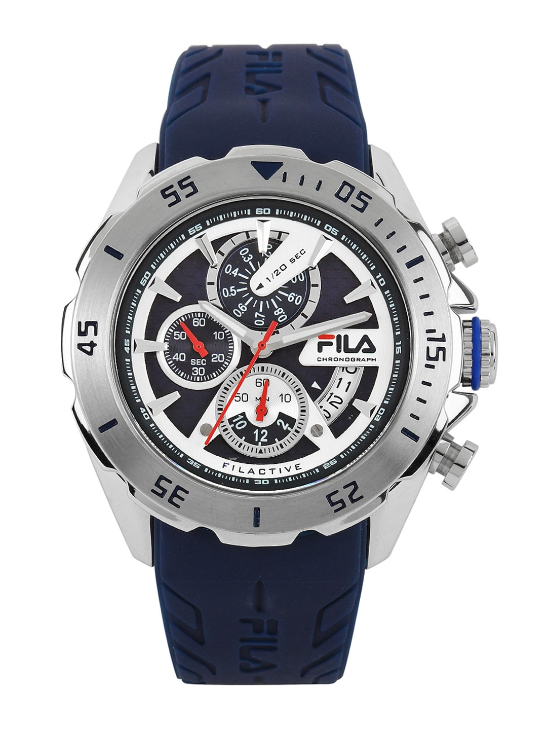 Fila Fila Men Navy Dial Watch (Blue)