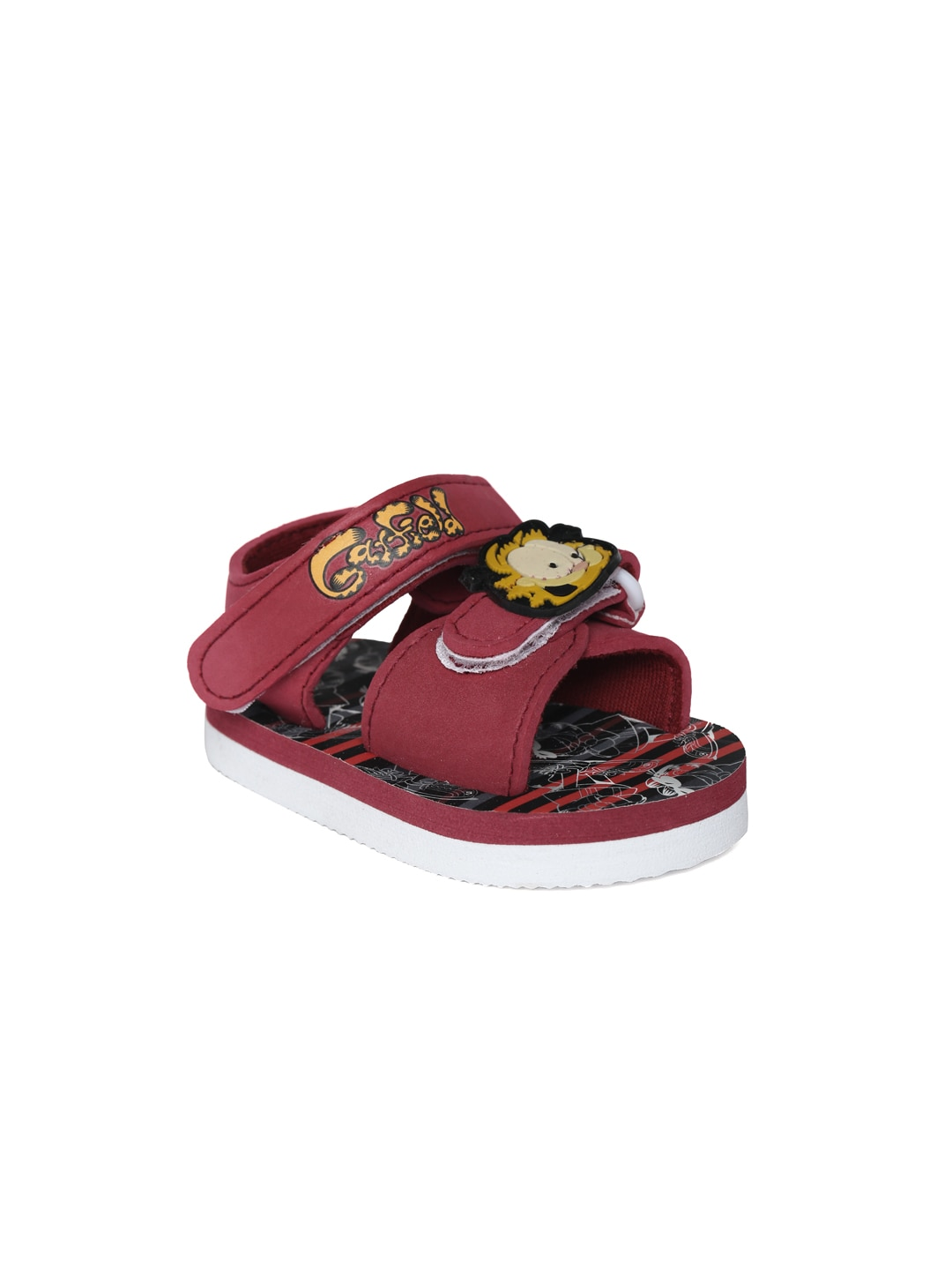 Garfield Garfield Kids Maroon Sandals