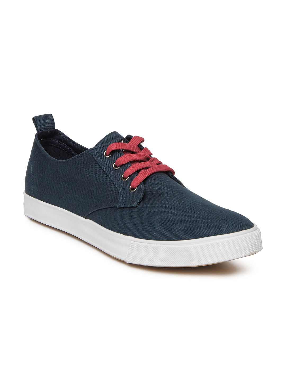 buy hrx men blue casual shoes 632 footwear for men