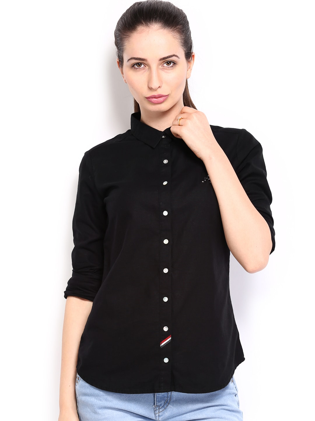 Womens Shirts amp Blouses  New Collection Online  ZARA
