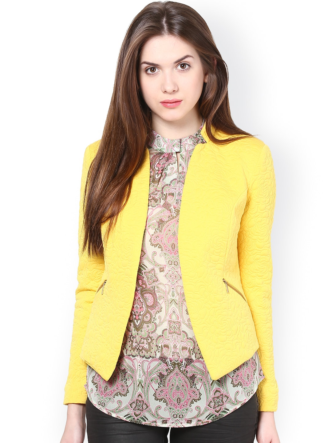 Harpa Harpa Women Yellow Jacket