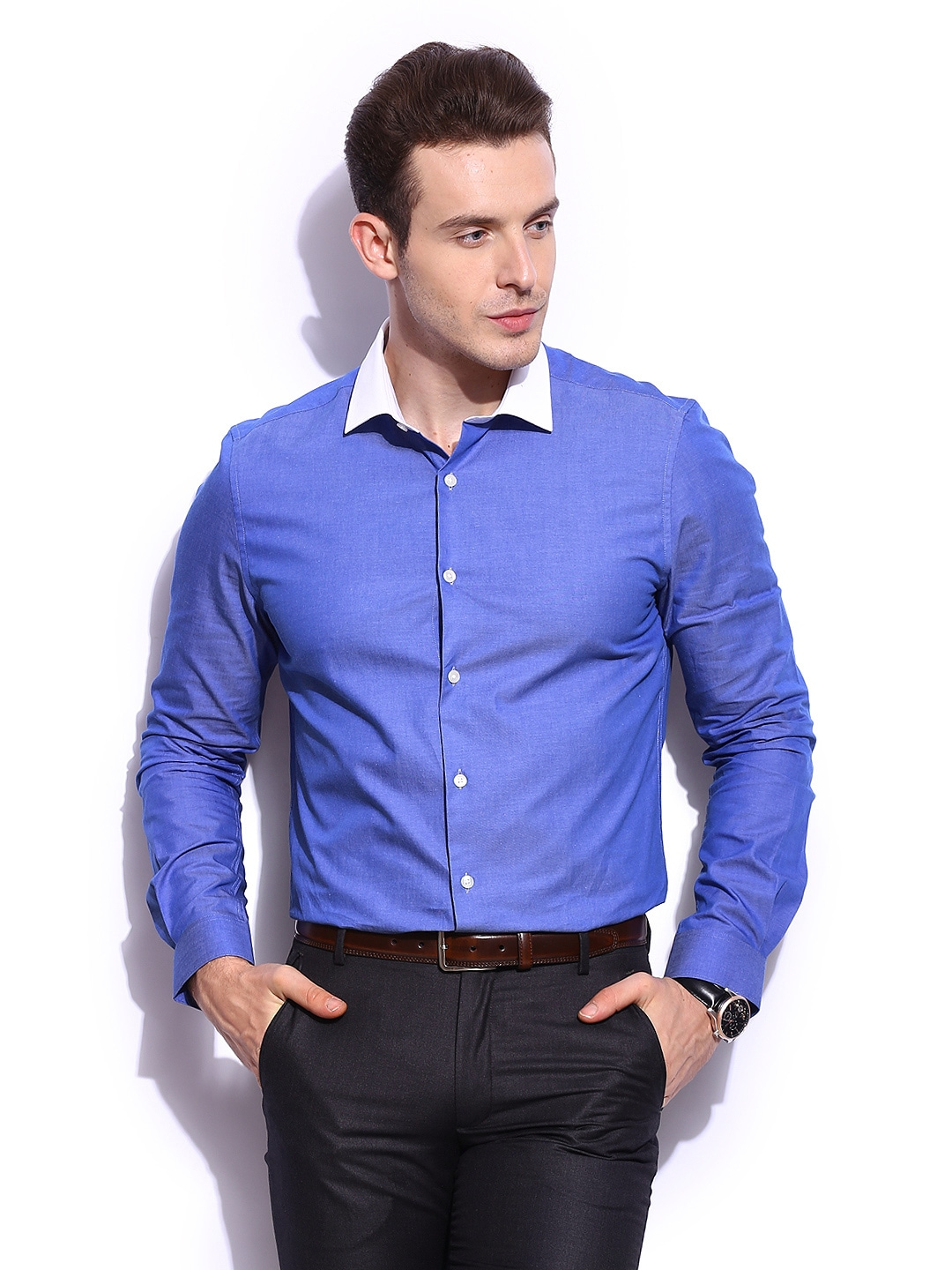 30 best formal shirts for men with latest brands designs