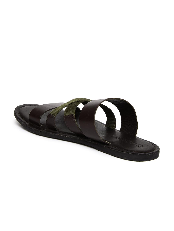 Black sandals jones - Buy Jack Jones Premium Men Brown Leather Sandals Sandals For Men Myntra
