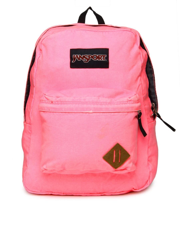 Pink JanSport Backpacks Amazoncom
