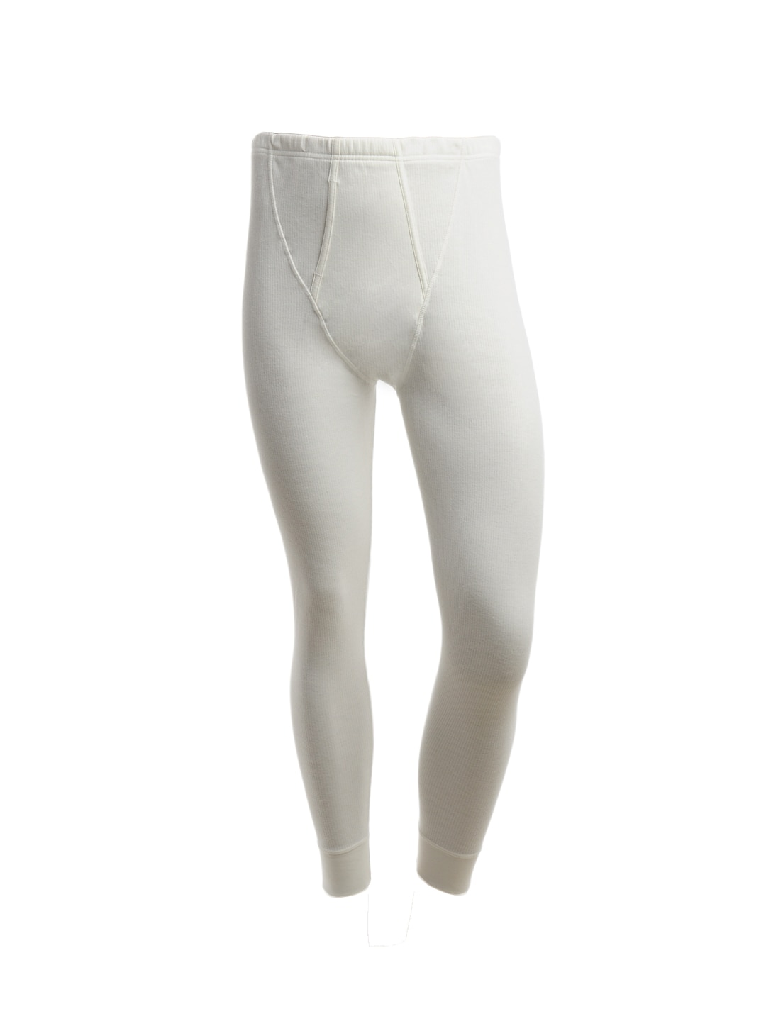 Jockey Men Cream Thermal Pants