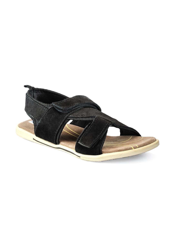 Juandavid Juan David Men Black Sandals