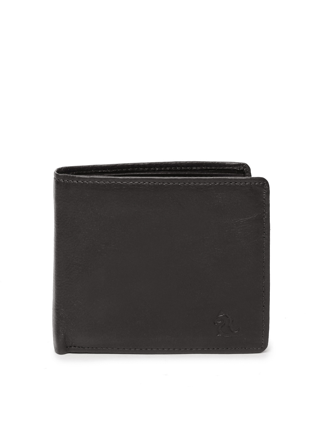 Kara Men Dark Brown Leather Wallet