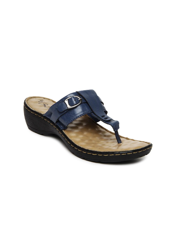 La Briza Women Blue Heels