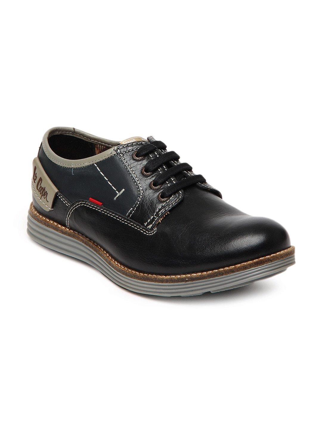 Lee Cooper Casual Leather Shoes