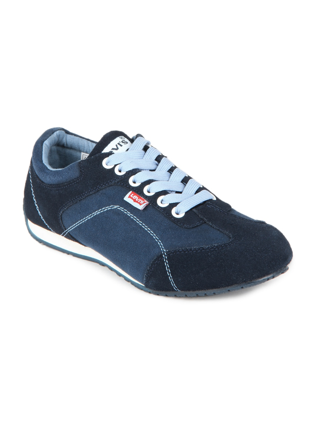 buy levis blue casual shoes 632 footwear for