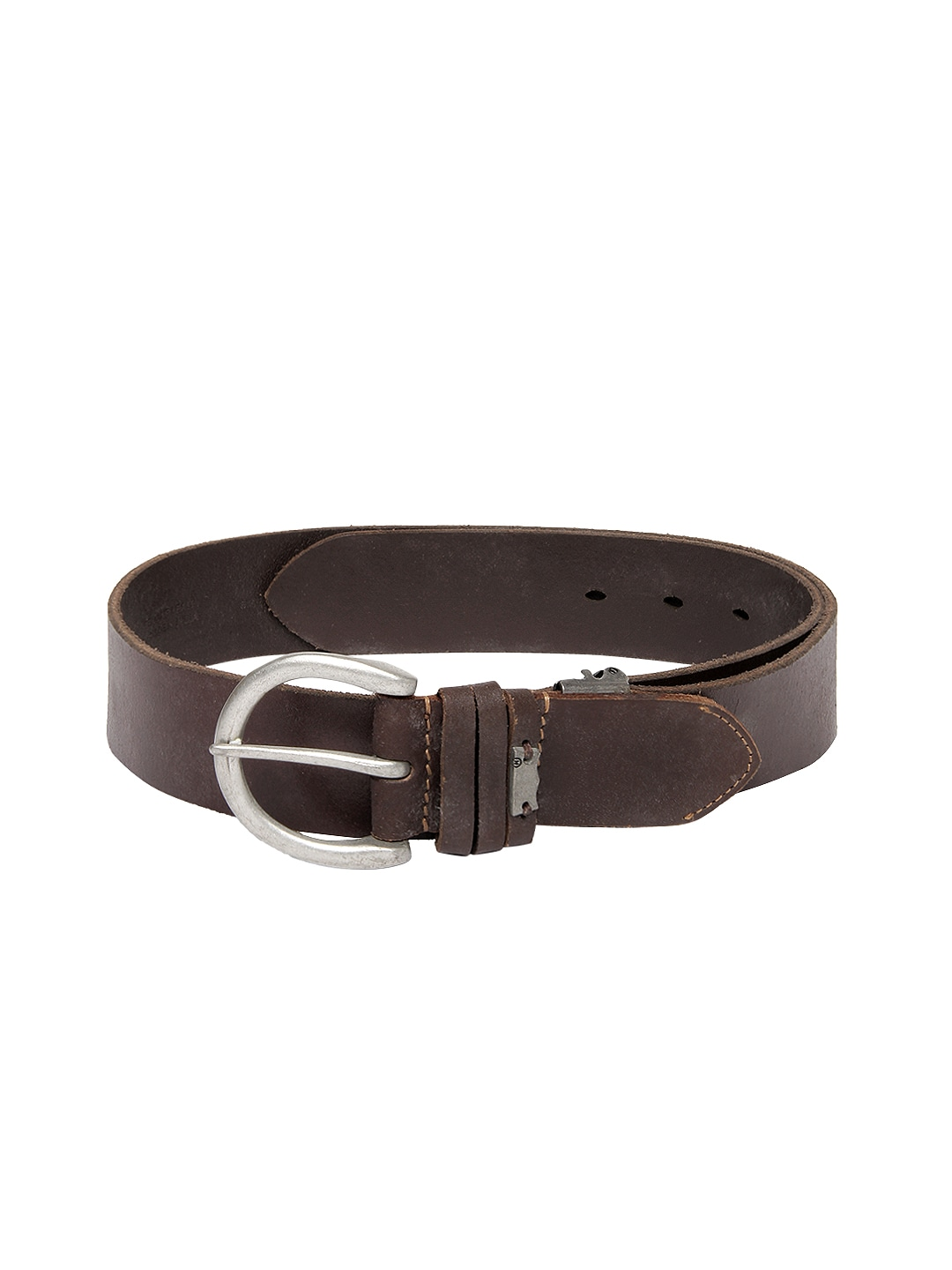 Buy Levis Women Brown Leather Belt 360 Accessories For