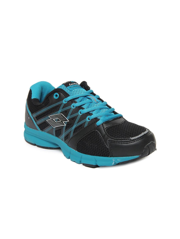 buy lotto black venus w sports shoes 634