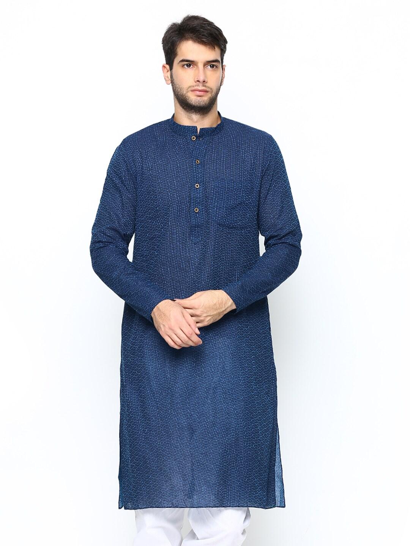 9a6c20d285 Men Jeans Kurtas - Buy Men Jeans Kurtas online in India