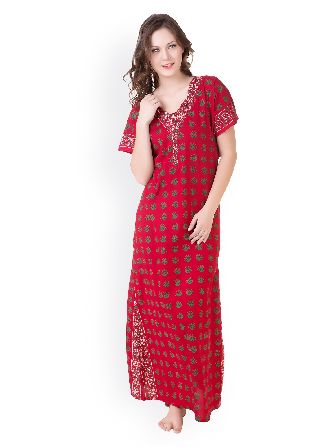 2043fe425 Juliet Nightwear Nightdresses - Buy Juliet Nightwear Nightdresses online in  India