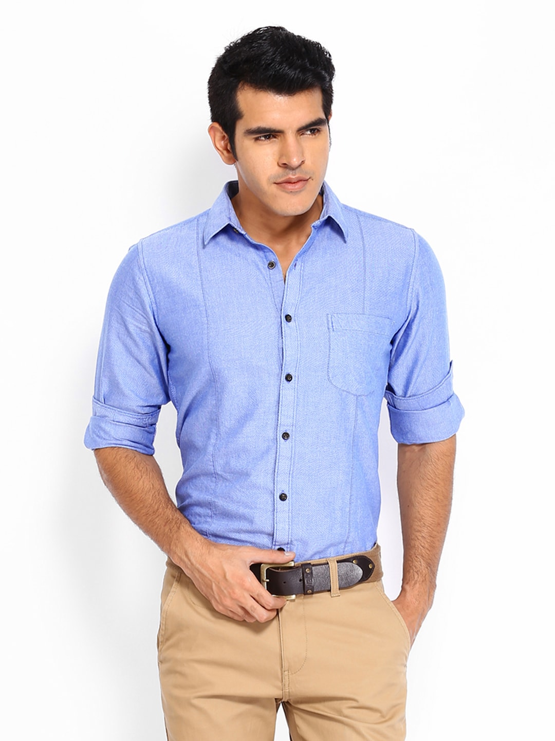 726092274d81 RELATED  The Best Blazers For Men Right Now. Smart Casual Shirts. Keep it
