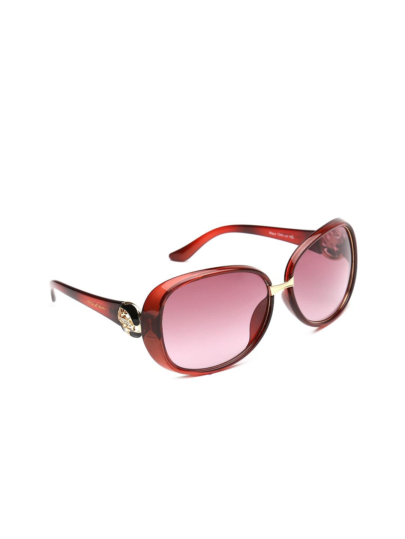 Mayhem Mayhem Women Oversized Sunglasses MAYS-1040-162 (Multicolor)