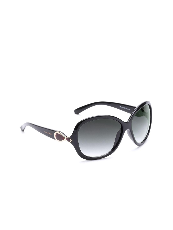 Mayhem Mayhem Women Oversized Sunglasses MAYS-1045-100 (Multicolor)