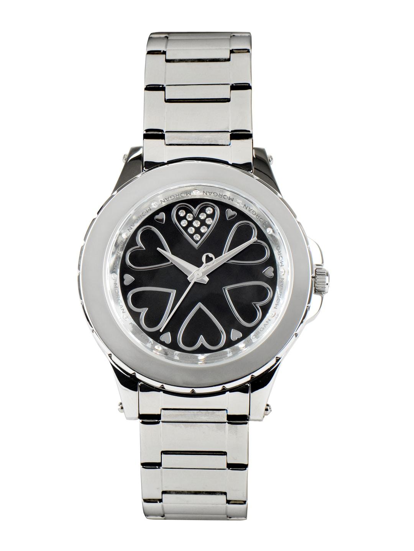 Morgan Women Black Dial Watch