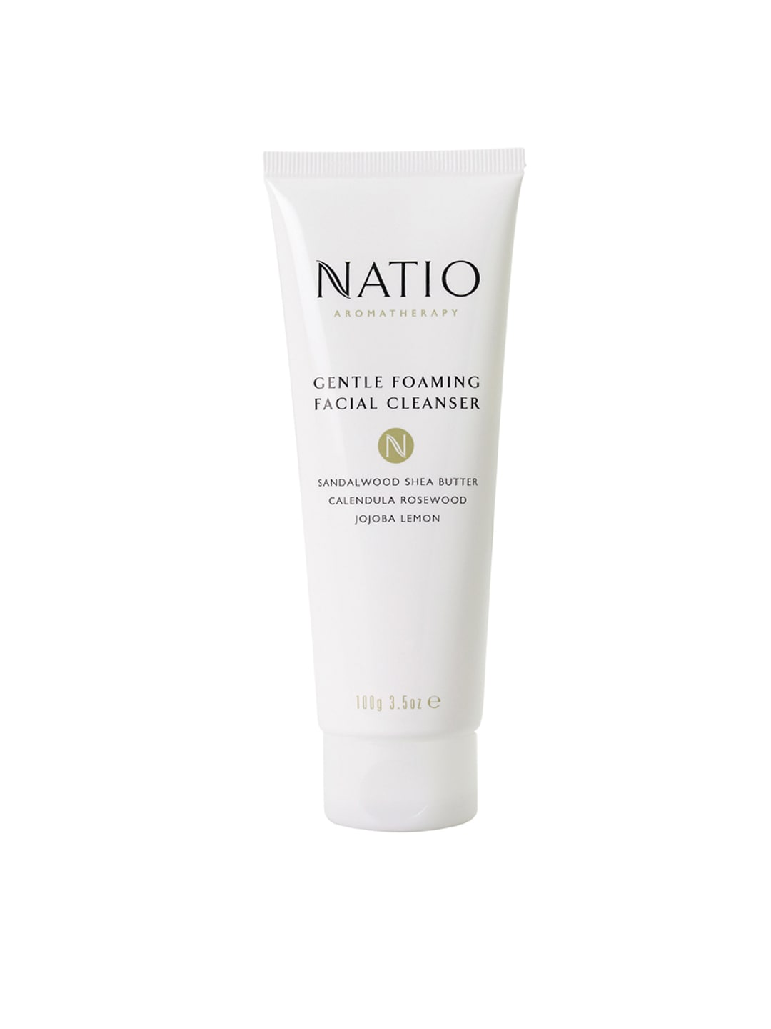 Natio Aromatherapy Gentle Foaming Facial Cleanser