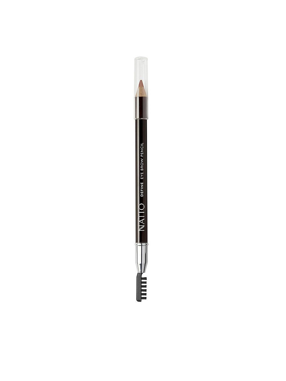 Natio Light Brown Define Eye Brow Pencil