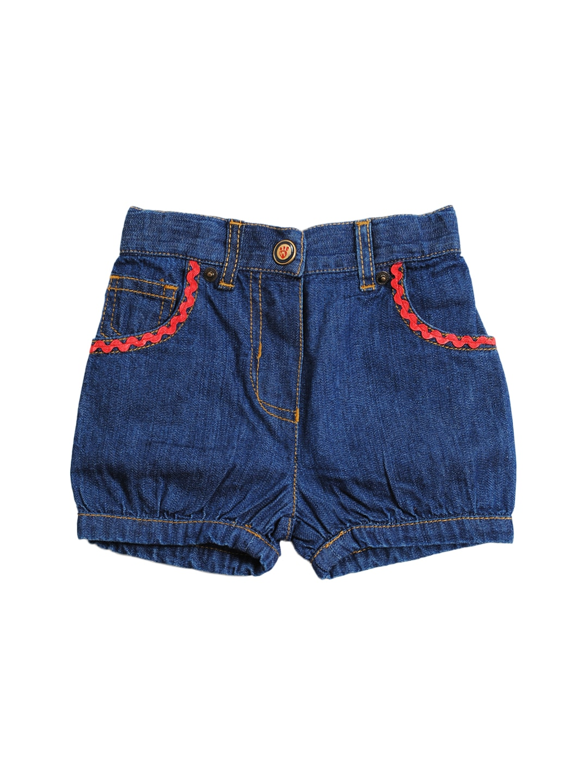 Nauti Nati Girls Blue Denim Shorts