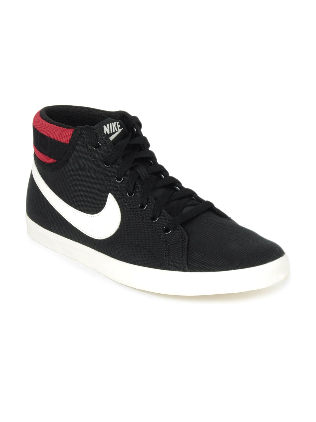 buy nike black eastham mid txt casual shoes 632