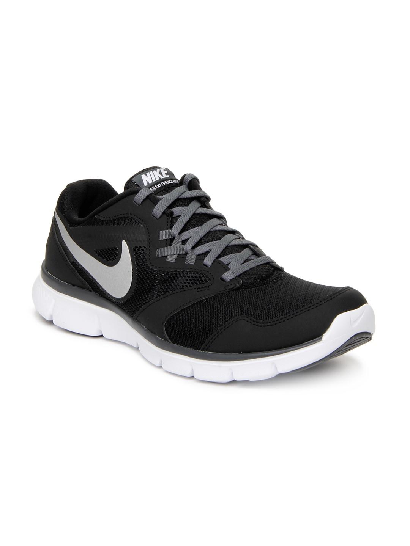 buy nike black flex experience run 3 running sports shoes