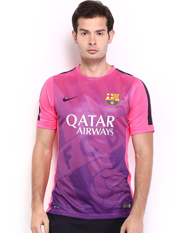 pink nike shirt mens